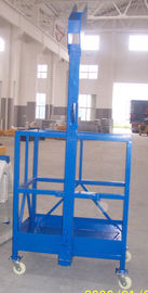 Single Person Suspended Working Platform, ZLP100 50HZ Tower Crane Hoist
